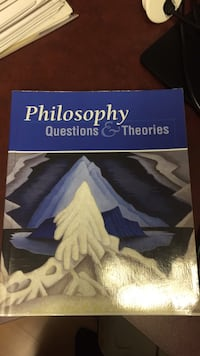 Philosophy Questions & Theories Toronto, M3K 1C4
