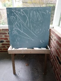 Chalkboard Easel for Classroom or Home Use 26 km