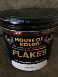 House of kolor red metal flake  Placentia, 92870