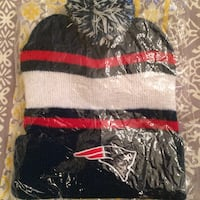 New England Patriots tuque from budwieser Mississauga, L4Z 1N9