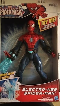 Spiderman electro web Vallejo, 94590