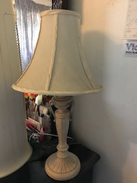 Lamp normal use needs cleaning  Houston, 77045
