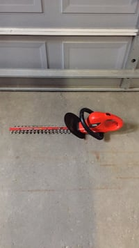 Hedge Trimmer yard tool