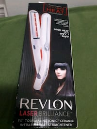 Hair straightener - REVLON - Laser Brilliance Toronto, M1J 1R7