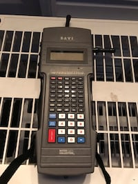 Savi CP-1020 Interrogator Data Collection Terminals -DG Glenn Dale