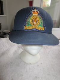 Brand New Vintage RCMP Mesh Snapback baseball Hat - One size Fits All Winnipeg