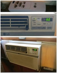 white window type air conditioner San Gabriel