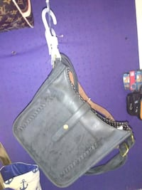 women's gray leather sling bag Springfield, 62704