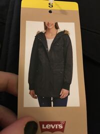 Levi coat super warm size SM 50$ will consider reasonable offers