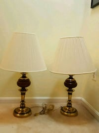 Pair of table lamps Springfield, 22153