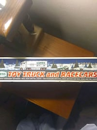 2003 hess truck and racers East Syracuse, 13057