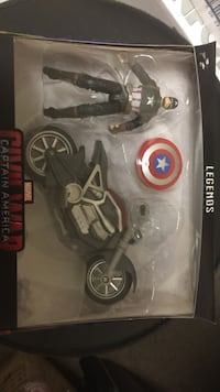 Legends captain America collection  Waterloo, N2K 4H2