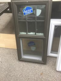 Single hung window  Vaughan, L4K 5J1