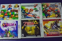 3DS Game Collection Ashburn, 20147