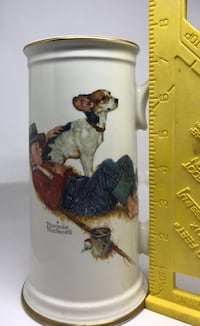 NORMAN ROCKWELL MUG Germantown, 20874