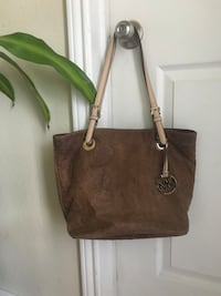 Michael Kors Ostrich Leather purse