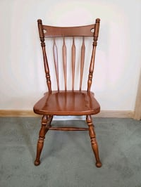 Ethan Allen Maple Chairs