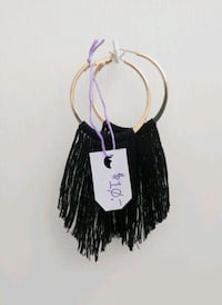 FRINGE EARRINGS St. Thomas, N5P 4E3
