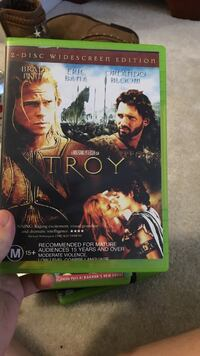Troy DVD movie case Fairfax, 22030