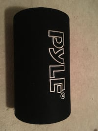 """Pyle 8"""" Subwoofer Tube — Bass Sub — 400 watt power handling from Amp — Car Stereo Columbia, 29212"""