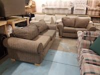 Grey Couch and Loveseat Set Denver, 80234