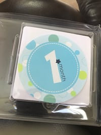 Infant 12 month stickers  Jackson, 08527