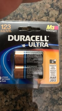 Duracell ultra rechargeable batteries