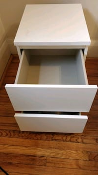 IKEA 2 DRAWER CHEST FOR SALE