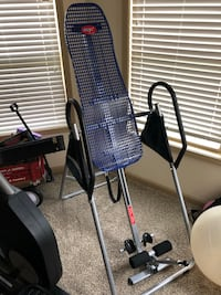 Blue and black inversion table Dacula, 30019