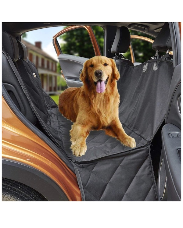 Backseat Dog Hammock >> Mega Pet Dog Seat Cover Waterproof Car Backseat Cover Dog Hammock Non Slip Scratch Proof Rear Seat Cover Protector For Pets Cars Booster Dog