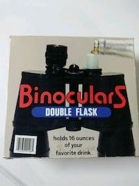 Binoculars Double Flask