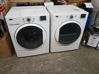 Maytag 2000 series washer & electrical dryer