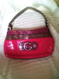 red, maroon, and brown Gucci leather handbag Lancaster, 93534