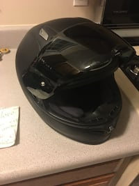 HJC full face motorcycle helmet 44 km
