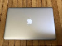 Mid 2012 MacBook Pro 2.9ghz i7 core with 8gb ram and 750gb hd  Silver Spring