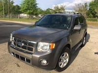 2012 Ford Escape Gray Tallahassee, 32304