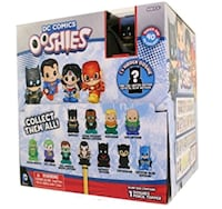 Dc comics ooshies surprise toys Chicago, 60629