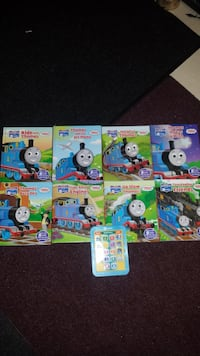 Thomas Me Reader with books  for toddlers Cambridge, N3H 0C4