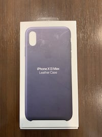 iphone  Xs Max leather case New York, 10018
