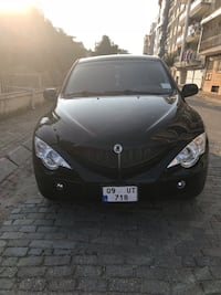 SsangYong - Actyon - 2008 8565 km