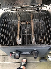 Black and gray gas grill Waterloo, N2K 4G6