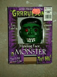green and purple Monster High doll in box Brampton, L7A 3K2