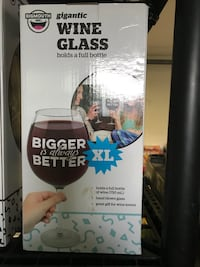 Gigantic Wine glass (750 ml) Richfield, 44286