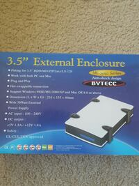 "BYTECC ME-7050 Series 3.5"" External Enclosure Falls Church"