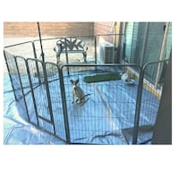 NEW!! Dog Fence - Heavy duty Panels - Indoor or Outdoor