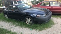 Ford - Mustang - 2002 Des Moines