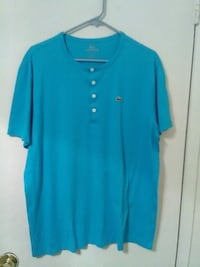 blue Lacoste crew-neck shirt Oxnard, 93035