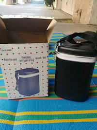Thermo lunch box new Alhambra, 91801