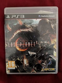 Lost Planet 2 per PS3 7012 km
