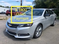 2015 Chevrolet Impala only $ 1800 Down Payment  Nashville